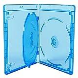 Amaray Lot de 50Triple Blu Ray–avec un plateau Intérieur Tranche de 14mm Emballé dans un emballage de marque Dragon Trading