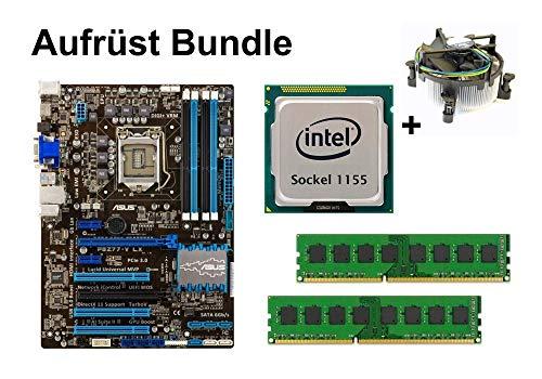 CSB Aufrüst Bundle - ASUS P8Z77-V LX + Intel i5-3450 + 16GB RAM