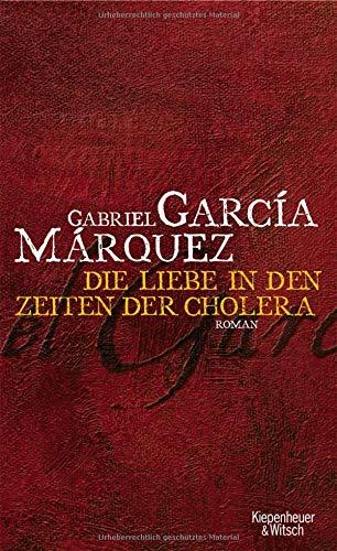 Die Liebe in Zeiten der Cholera: Roman Sonderausgabe (En De Amor Colera Tiempos)