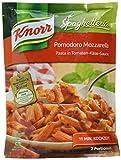 Knorr Spaghetteria Pomodoro Mozzarella Nudel-Fertiggericht 2 Portionen (5 x 163 g)