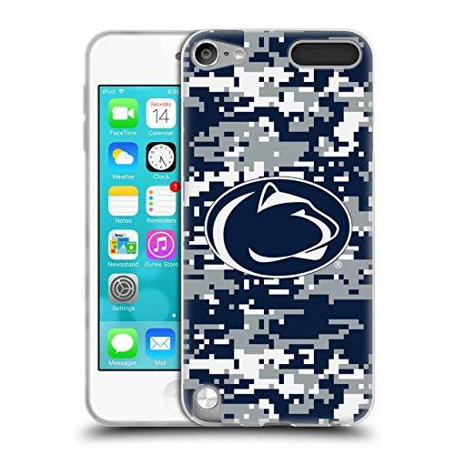 Head Case Designs Offizielle Pennsylvania State University PSU Digitales Camouflage Soft Gel Huelle kompatibel mit Apple iPod Touch 5G 5th Gen State University Ipod Touch