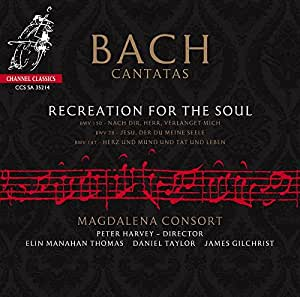 J.S.Bach: Cantatas - Recreation for the Soul