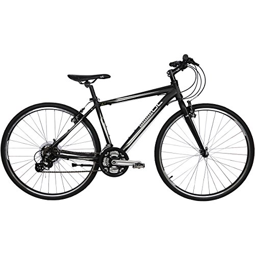 UT H1 26T 21 Speed Junior Cycle - Black (Matt) (19.5' Frame)