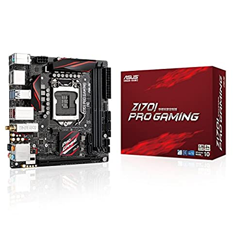 Asus Z170I Pro Gaming Mainboard Sockel 1151 (Mini ITX, Intel