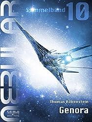 NEBULAR Sammelband 10 - Genora: Episode 43 - 46 (German Edition)