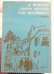 A Modern Greek Reader for Beginners