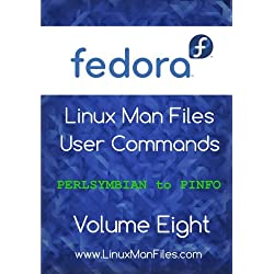 Fedora Linux Man Files: User Commands