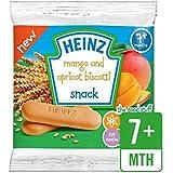 Heinz Mangue Et Abricot Biscotti 60G