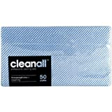 cleanall jcchp50b gamuza de porteros, pesado peso Plus, azul (Pack de 6)