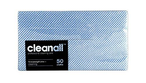 cleanall jcchp50b janitors panno, pesante, Plus, colore: blu (Confezione da 6)