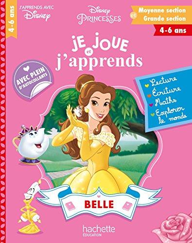 Mon histoire pour apprendre : Belle par Caroline Marcel