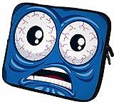 """#DoYourMobile© 6Zoll Tasche/Schutzhülle für eBook-Reader/eReader - wasserdichtes Neopren mit Reißverschluss in der Größe 18,5 x B 14cm/für Tablets mit Bildschirmgröße ca. 6,5-7,2""""/Design : 189"""