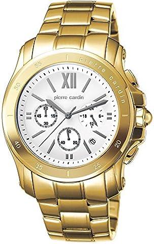 Montre bracelet - Homme - Pierre Cardin - PC104401S08 - Fabriqué en Suisse