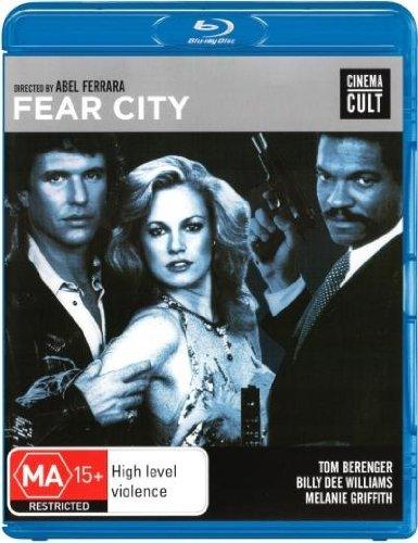 Fear City (1984) ( Border (Ripper) ) [ Blu-Ray, Reg.A/B/C Import - Australia ]