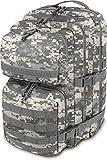 normani US Assault Cooper Pack Large Rucksack im Military Style Farbe at-Digital Größe 30 Liter