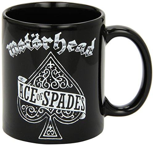 GGS, Tazza, motivo: Motorhead Ace of Spades, in confezione regalo