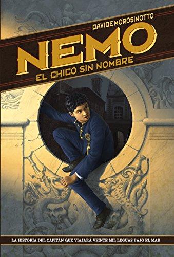 Nemo: El chico sin nombre par Davide Morosinotto