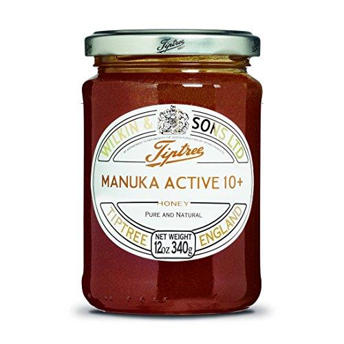 Tiptree Aktiv 10 + Manuka Honig (340G) -