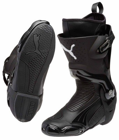 Preisvergleich Produktbild Puma Motorradstiefel Motorradschuhe Motorrad DESMO V2 schwarz (41,  schwarz)