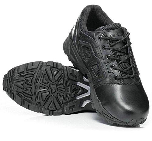 GLSHI Männer Outdoor Low Top Tactical Schuhe Bequeme Breathable Taktische Stiefel Tragen Wüste Taktische Stiefel Black