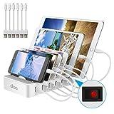 Best Multiples - allcaca Station de Charge commutateur Chargeur USB Multiples Review