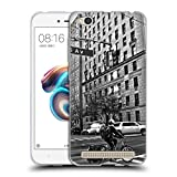 Official Haroulita 5th Avenue, NY Places 2 Soft Gel Case for Xiaomi Redmi 5A