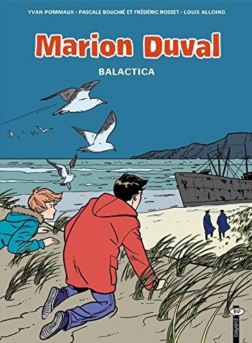 Marion Duval, Tome 23: Balatica
