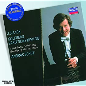 "J.S. Bach: Aria mit 30 Ver�nderungen, BWV 988 ""Goldberg Variations"" - Var. 15 Canone alla Quinta in moto contrario"