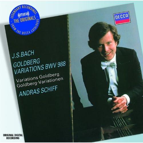 """J.S. Bach: Aria mit 30 Veränderungen, BWV 988 """"Goldberg Variations"""" - Var. 5 a 1 ovvero 2 Clav."""