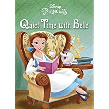 Quiet Time with Belle (Disney Princess (Random House Board Books))