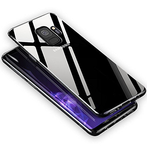 Custodia Samsung S9, innislink Cover Galaxy S9 Silicone Ultra Sottile Case TPU Bumper Antiurto Anti-Scratch Flexible Crystal Copertura Protettiva Caso per Samsung Galaxy S9 - Trasparente