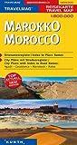 KUNTH Reisekarte Marokko 1:800000 (KUNTH Reisekarten) -