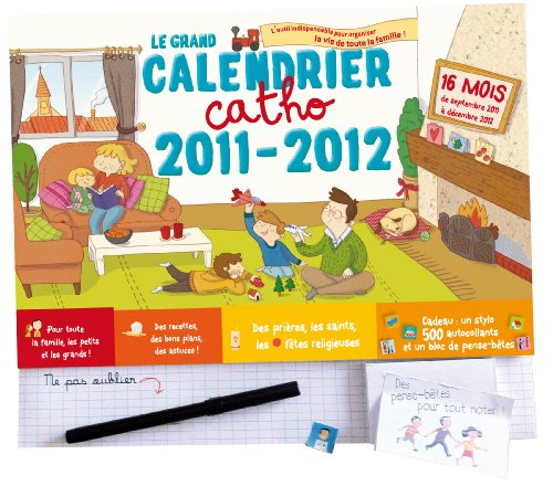 Le grand calendrier catho