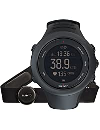 Suunto Ambit3 Sport Unisex Multisport/Outdoor GPS Uhr, mit Brustgurt