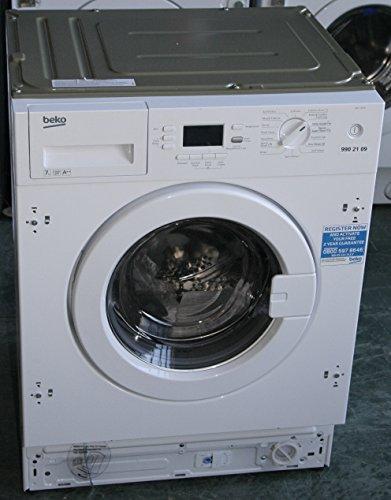 BEKO WI1573 Integrated Washing Machine - White