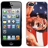 Rocky Balboa Sylvester Stallone iphone 5 Carcasa 9 para apple i phone