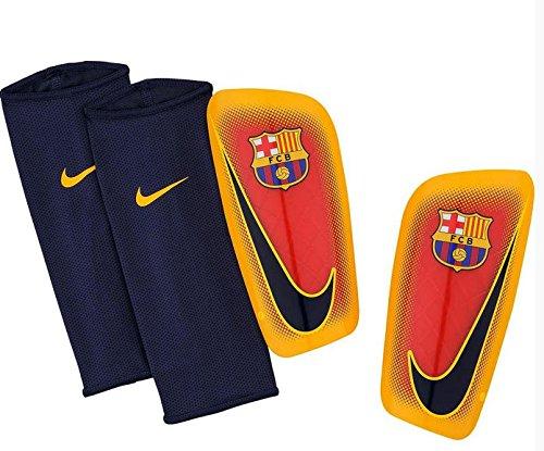 Nike protège-tibias fC barcelona mercurial