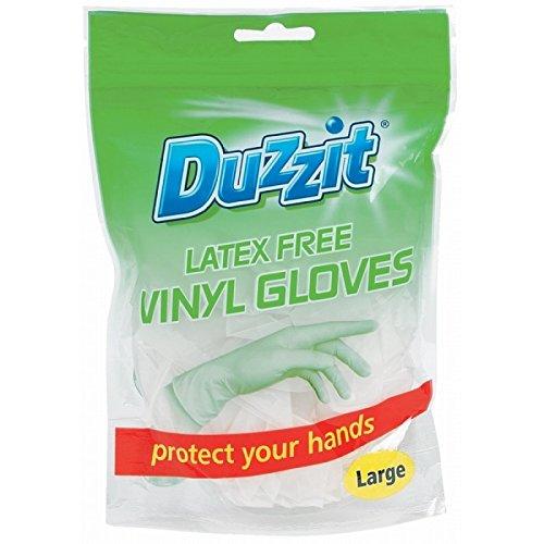 36Große Vinyl Handschuhe Extra Strength/2PKs 18Stück (Stick-schweißen Handschuhe)