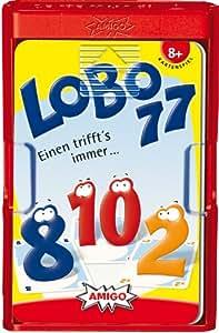 Amigo 01130 Lobo77 - Reise-Edition