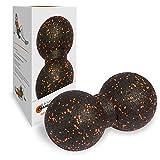 Massageball Blackroll Orange TwinBALL-orange: