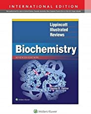 Lippincott Illustrated Reviews: Biochemistry. International Edition (Lippincott Illustrated Reviews Series)
