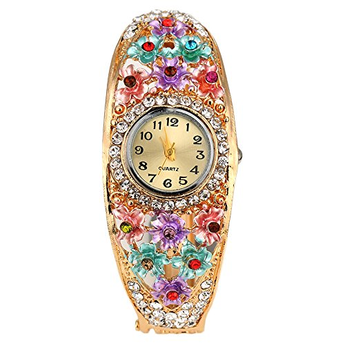 sanwoodr-womens-flower-golden-color-crystal-bracelet-wrist-watch-multi-color