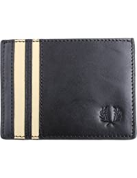 Fred Perry Classic Cardholder Homme Wallet Noir