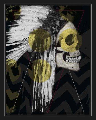 ive Wenn die sterben Anrufe Gespannte Leinwand Kunst von Paul D 'ELIA, 24von 30 ()