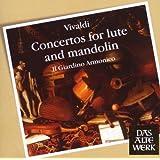 Vivaldi : Concertos pour luth et mandoline