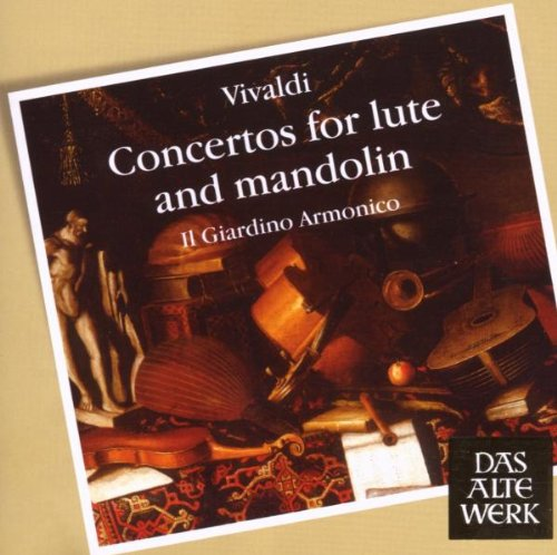 Concertos for Lute and Mandolin