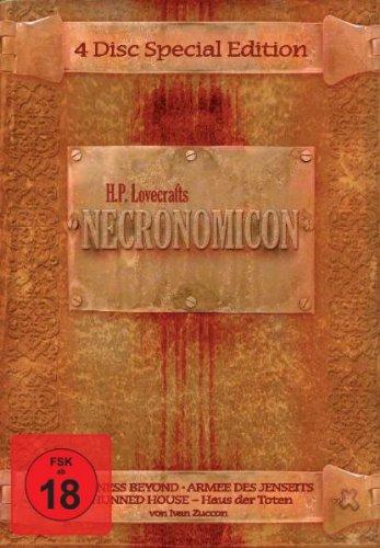 Necronomicon Boxset (3 Horror-Schocker auf 4 DVDs) [Special Edition]