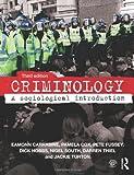 Criminology: A Sociological Introduction