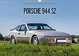 Porsche 944 S2 (Wandkalender 2018 DIN A3 quer): Porsches Klassiker in Szene gesetzt. (Monatskalender, 14 Seiten ) (CALVENDO Mobilitaet)