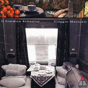 Il Giardino Armonico-Viaggio Musicale/Monteverdi/Rossi/Cima